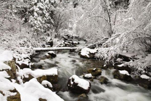 как фотографировать зимой