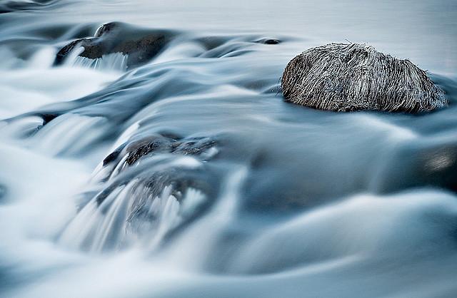как фотографировать воду